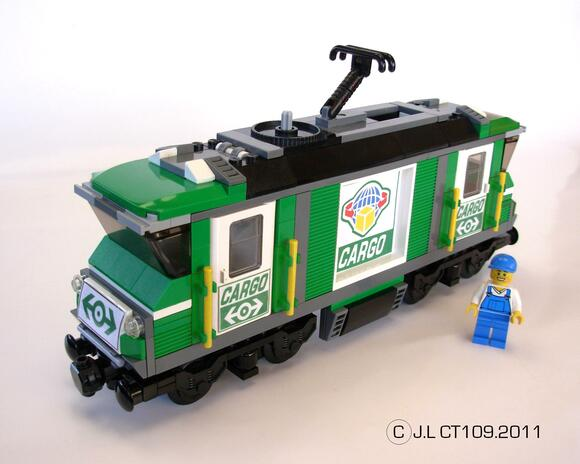 Locomotive CARGO CT1